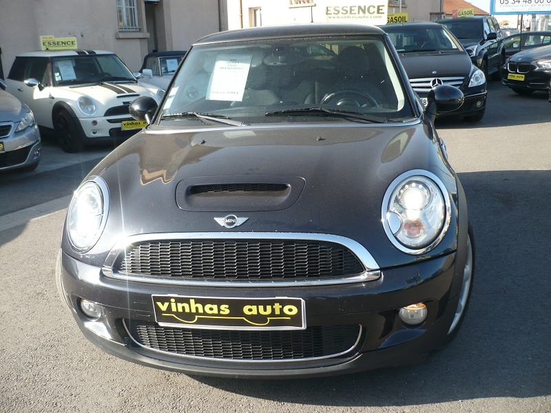 Mini Mini COOPER S 175CH PACK HOT SPICE + occasion à vendre à Toulouse