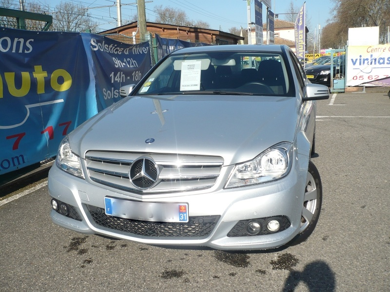 Mercedes Classe C (W204) 250 CDI BUSINESS occasion à vendre à Toulouse