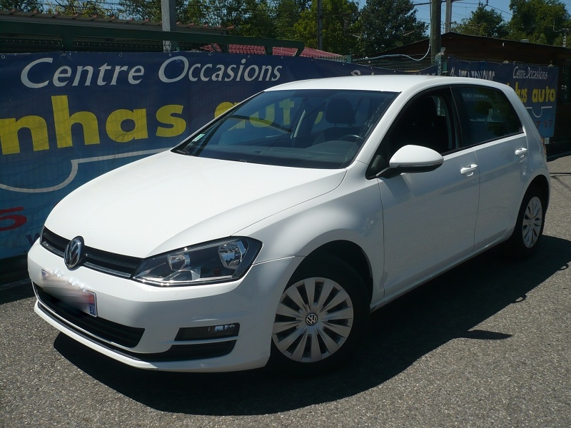 Volkswagen Golf Vii 1.6 TDI 110CH BLUEMOTION TECHNOLOGY FAP TRENDLINE BUSINESS 5P occasion à vendre à Toulouse