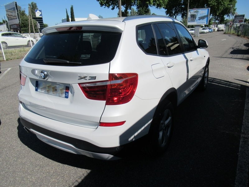 Bmw X3 (F25) SDRIVE18D 150CH BUSINESS occasion à vendre à Toulouse