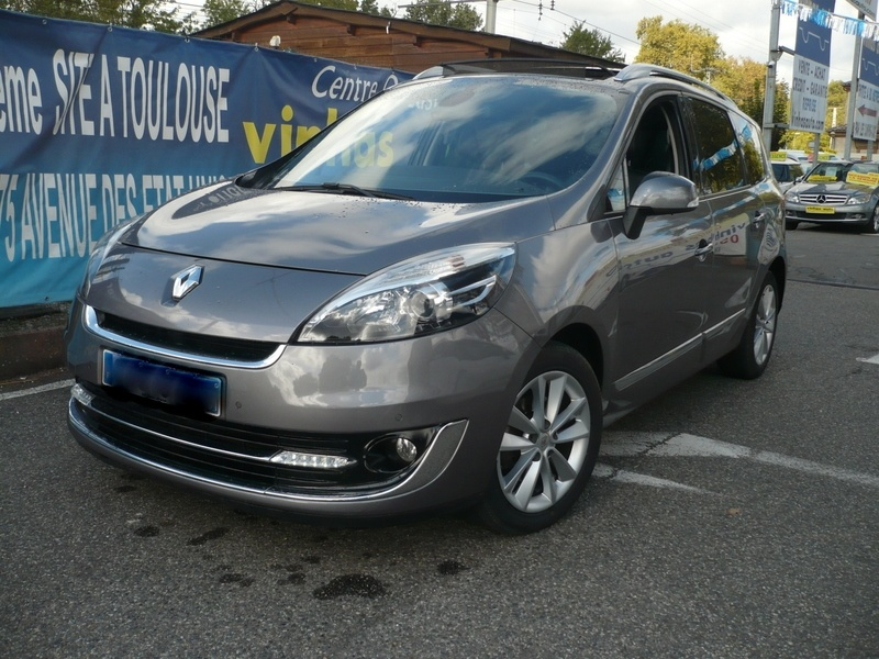 Renault Grand Scenic Iii 1.6 DCI 130CH ENERGY INITIALE ECO? 7 PLACES occasion à vendre à Toulouse