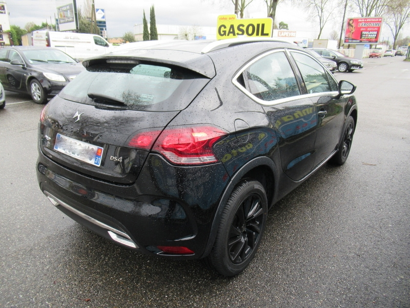 Ds Ds 4 Crossback BLUEHDI 120 BE CHIC S&S occasion à vendre à Toulouse