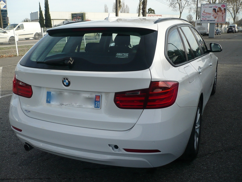 Bmw Serie 3 Touring (F31) 318D 143CH BUSINESS occasion à vendre à Toulouse